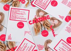 Model Casting Call - Maggie Chok—Graphic Design