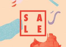 S/S SALE Branding - Maggie Chok—Graphic Design