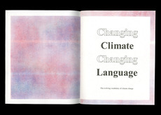 Magnus Hearn | Changing Climate Changing Language