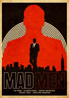 NEEDLE DESIGN — Mad Men