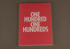 ONE HUNDRED ONE HUNDREDS – 01/10 « MARKMARC