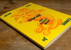 Best Awards - Luke Wood and Ilam Press, University of Canterbury School of Fine Arts. / Head Full of Snakes