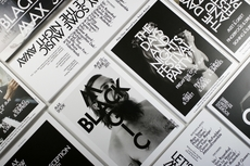 OK200 / Graphic Design Studio / Amsterdam / Max Snow / Black Magic