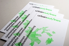 OK200 / Graphic Design Studio / Amsterdam / Urban Outlines folder
