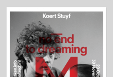 OK200 / Graphic Design Studio / Amsterdam / Koert Stuyf / No End To Dreaming