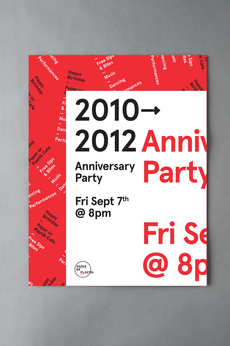 Public-Library » Projects » Paper Or Plastik Cafe Two Year Anniversary