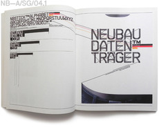 Neubau (Berlin)/JPeople Fashion Magazine, Spring 2004 Issue, Germany