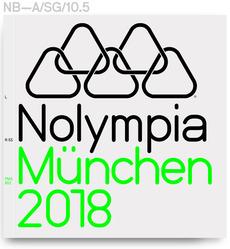 Neubau (Berlin)/Nolympia, München 2018, Print Colaterals