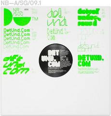 Neubau (Berlin)/DU-R12, Detroit Underground Release 12