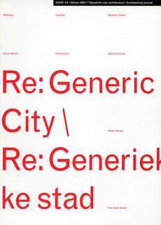 OASE 54 Re: Generic City