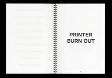 xavier antin / Printing at Home