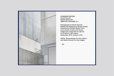 Standard Edition by Daniel Everett published by Etudes Books - - Etudes studio