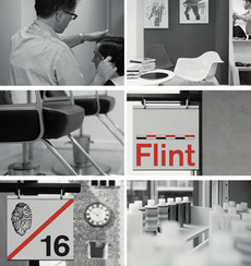 design work life » Bibliothèque Design: Flint