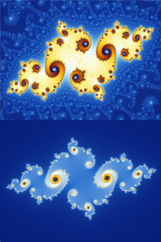 File:Relationship between Mandelbrot sets and Julia sets.PNG - Wikipedia, the free encyclopedia