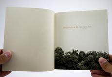 Prospect Park Photo Book – Ed Nacional / Graphic Designer / Brooklyn, NY