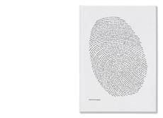 Imprint : Daniel Eatock