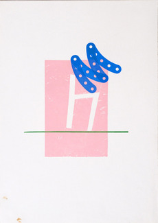 P! - Karel Martens: Selected Letterpress Works - Karel Martens: Selected Letterpress Works