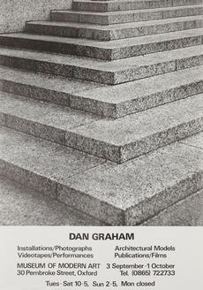 Modern Art Oxford 50:50 | 23. Dan Graham