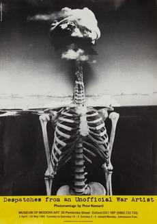 Modern Art Oxford 50:50 | 13. Despatches from an unofficial war artist