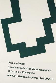 Modern Art Oxford 50:50 | 09. Steven Willats