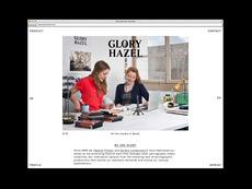 Bureau Collective – Glory Hazel Website