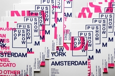 OK200 / Graphic Design Studio / Amsterdam / New York / Amsterdam — Pop Up Show