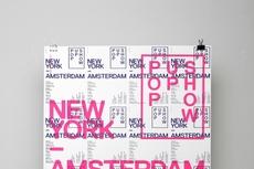 OK200 / Graphic Design Studio / Amsterdam / New York / Amsterdam — Pop Up Show