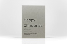 Maddison Graphic Christmas Card 2009