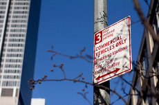 NYC DOT Parking Signs : Hamish Smyth