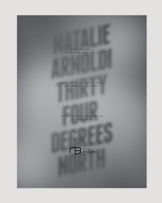 Natalie Arnoldi — Thirty Four Degrees North - Kyle LaMar