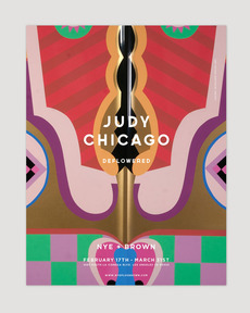 Judy Chicago — Deflowered - Kyle LaMar