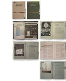 Selected Work - The Design Guides - studio round | multi-disciplinary design | melbourne, australia