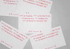 Surya Prasetya | Graphic Design | Melbourne | AP-D