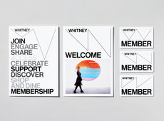 Whitney Museum of American Art: A New Graphic Identityfor the Whitney