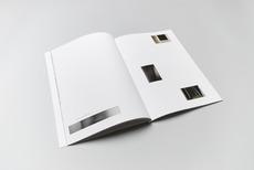 goshi uhira – design for visual communication – mp1 artists' book 'expanded retina'