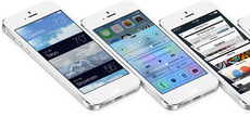 Apple - iOS 7 - Design