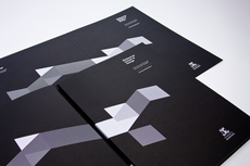 Melbourne School of Design: Visual Identity « Studio Binocular