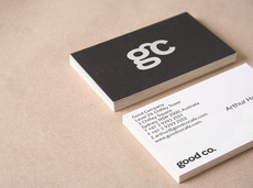 Good Co. Coffee on the Behance Network