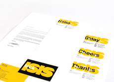 ISIS on the Behance Network