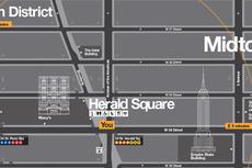 WalkNYC Hamish Smyth Design