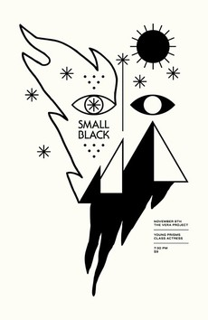 Small Black by smallhorsestudio on Etsy