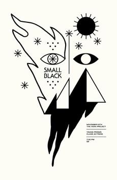 Small Black by smallhorsestudio on Etsy