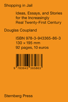 Sternberg Press - Douglas Coupland