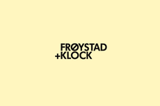Frøystad+Klock on the Behance Network