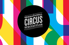 Sensational Circus Spectacular - TheDieline.com - Package Design Blog