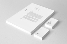 Personal Stationery — Cory Gibbons