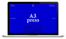 A3 Press - AWAYO