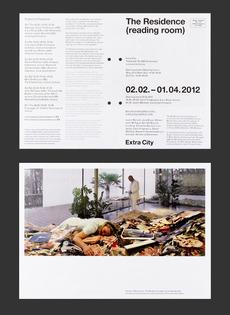 The Residence/Magicgruppe : B & R Grafikdesign
