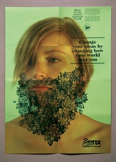 Australian design and the universe verses Studio Pip and Co. » Optix's print manifesto for the modern extrovert