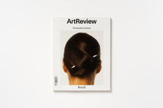 John Morgan studio — ArtReview magazine